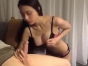Huge facial cumshot for my horny pretty girl